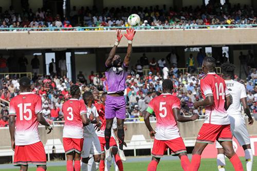 وصول بعثة منتخب كينيا للمشاركة في بطولة إفريقيا