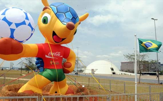 فوليكو.. شعار البرازيل للمونديال