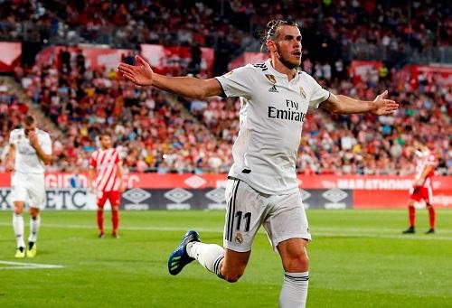 ريال مدريد يدك شباك جيرونا برباعية ويخطف صدارة الدوري الإسباني