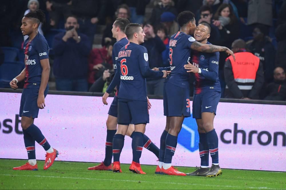 باريس سان جيرمان يحتفظ بلقب الدوري الفرنسي