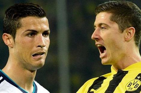 ليفاندوفسكي يُجبر ريال مدريد على بيع كريستيانو رونالدو !