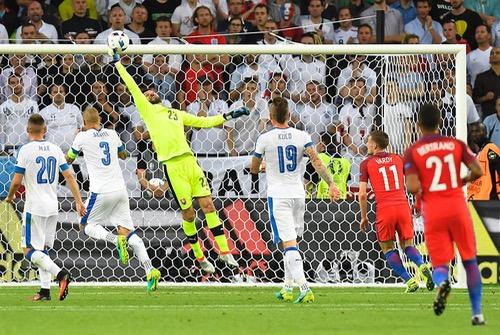إنجلترا تتعادل سلبيا مع سلوفاكيا وتصعد لدور الـ16 الأوروبي