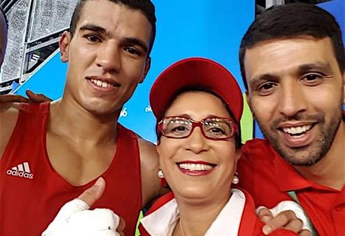 """الكروج لهسبورت: أساند الرياضيين المغاربة بـ""""ريو"""".. وأتمنى أن يفوز إيكيدير بـ 1500م"""