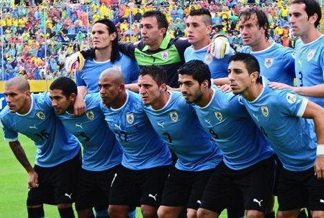 سواريز يغيب عن الأوروغواي في مواجهة المغرب