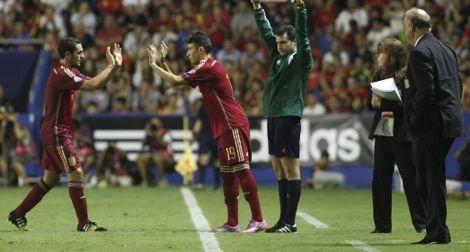 منير: حققت حلم طفولتي باللعب لمنتخب إسبانيا