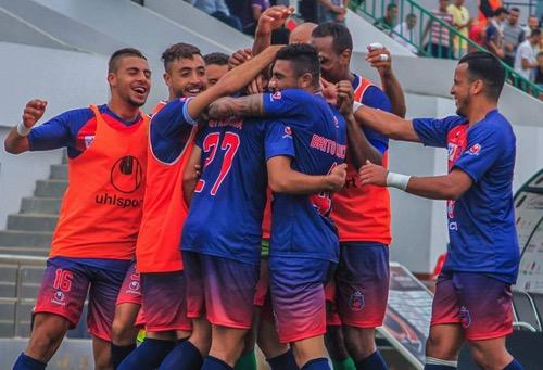 الجيش يدّك الريف الحسيمي برباعية وأولمبيك آسفي يهزم الاتحاد القاسمي في كأس العرش