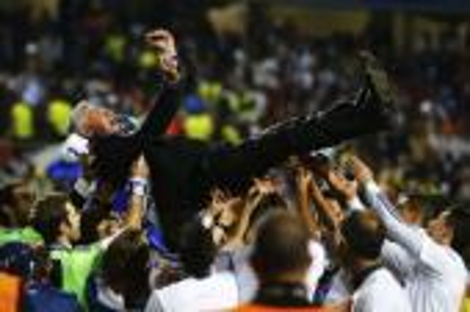 أنشيلوتي تاسع مدرب يُطاح به في عهد بيريز رئيس ريال مدريد
