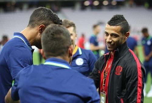 """حصيلة المحترفين.. بلهندة في ريادة """"الليغ1"""" وزياش يقود أياكس إلى التأهل في كأس هولندا"""