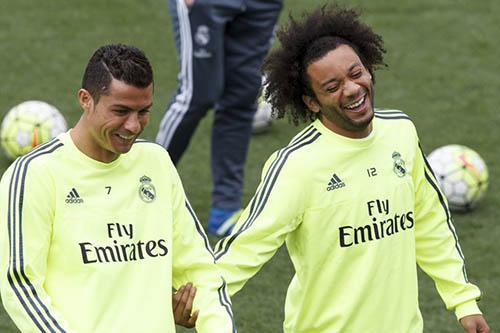 مارسيلو يشعر بالضيق مع ريال مدريد ويرغب في السير على خطى رونالدو