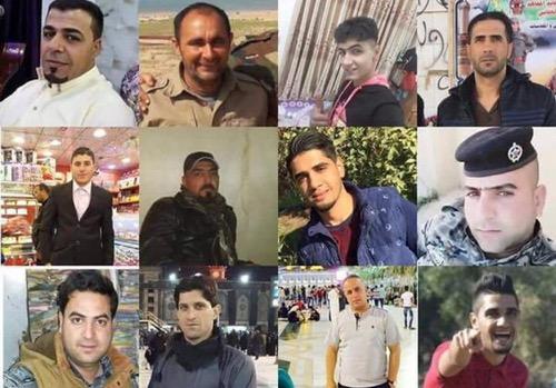"""داعش يَغتال 16 مُشجعا لريال مدريد بـ""""سامراء"""" وبرشلونة والأتليتيكو يُندِدَان"""