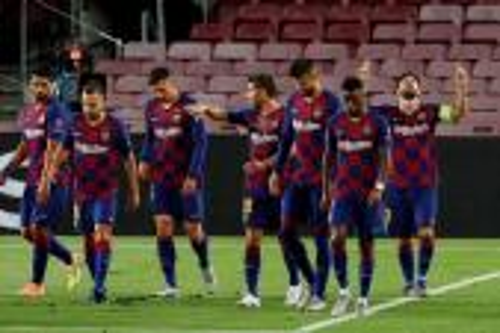 برشلونة يكشف عن اسم لاعبه المصاب بكورونا