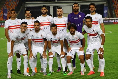 """إصابة ثلاثة لاعبين من الزمالك المصري بـ""""كوفيد-19"""""""