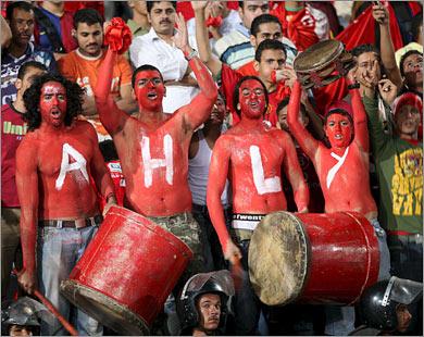 الأهلي المصري يطرح حقوق بث مباراته ضد الدفاع الجديدي للبيع