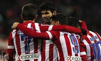 أتليتكو مدريد يبدأ الاستعداد لتشيلسي