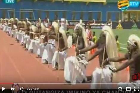 افتتاح كأس إفريقيا للمحليين
