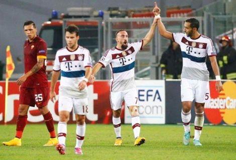 بنعطية ثالث أحسن مُمَرر كرات صحيحة في دوري أبطال أوروبا