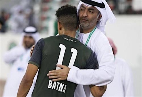 """بعد بنعطية.. باتنا يرفض الالتحاق بـ""""الأسُود"""" ويفضّل التركيز مع فريقه الإماراتي"""