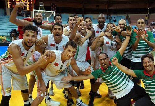 منتخب السلة يهزم المنتخب المصري ويتأهل لنصف نهائي بطولة إفريقيا