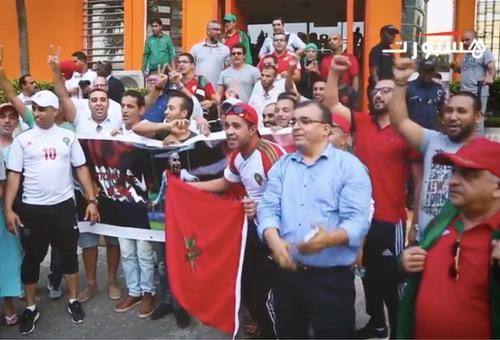 النشيد الوطني بأبيدجان
