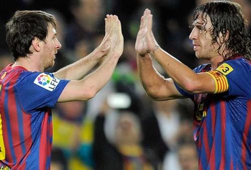 بويول: كريستيانو أحد أكبر اللاعبين في التاريخ ولكن ميسي أفضل منه