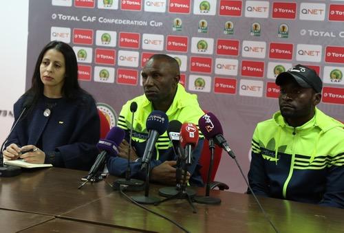 مدرب فيتا كلوب: محظوظون بمواجهة أحد عمالقة الكرة الإفريقية... ومباراة الرجاء لن تحدد هوية المتأهل