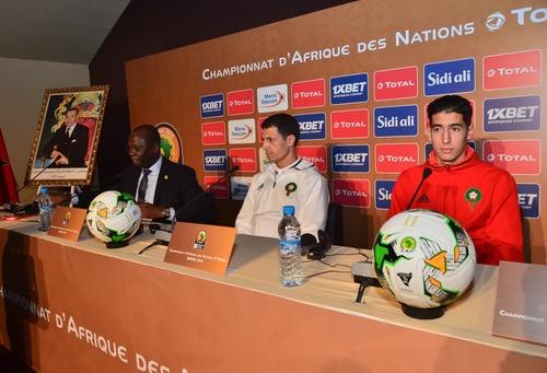 """السلامي: التتويج بـ""""الشان"""" مهمٌ لكرة القدم المغربية.. وأكرد: جاهِزون للظّفر باللقب"""