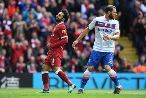 ليفربول يواصل إهدار النقاط في الدوري الإنجليزي بتعادل سلبي مع ستوك سيتي