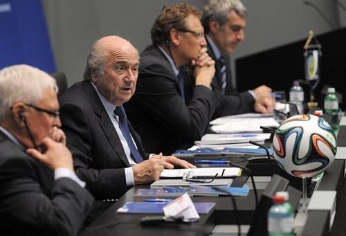بسبب الفساد.. هذا مصير أعضاء اللجنة التنفيذية للفيفا الذين صوتوا على مونديالي قطر وروسيا