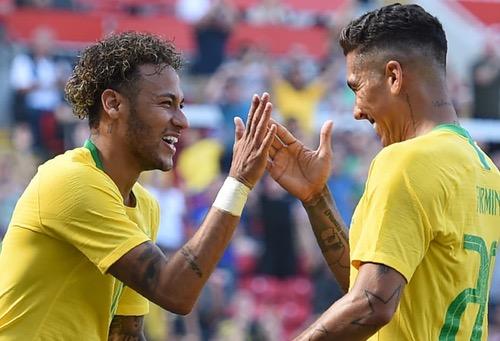 البرازيل تقسو على النمسا بثلاثية في آخر ودياتها استعدادا لمونديال روسيا