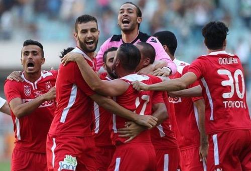 """النجم الساحلي يفوز على الأهلي المصري ويجعل إياب نصف نهائي دوري الأبطال """"ملغوما"""""""