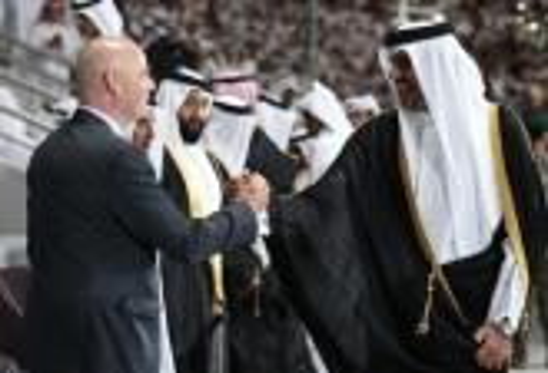 """الـ FIFA غير قلقة على مونديال قطر 2022 رغم """"الأزمة الخليجية"""""""