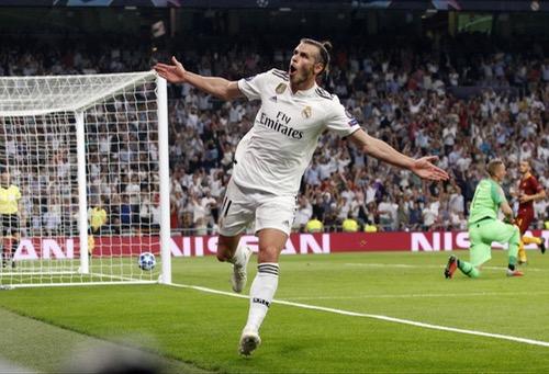 """ريال مدريد يروض """"ذئاب"""" روما بثلاثية.. وليون يخلق المفاجأة بإسقاط السيتي في دوري الأبطال"""
