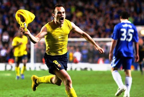 """ذكريات 2009 تحفز برشلونة قبل موقعة """"ستامفورد بريدج"""" بدوري أبطال أوروبا"""