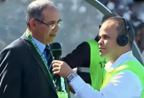 بادو الزاكي بعد التتويج بكأس الجزائر: نستحق الفوز بهذا اللقب