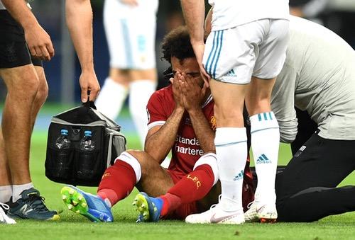 وزير الشباب والرياضة المصري يؤكد قدرة صلاح على اللحاق بكأس العالم