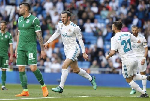 """ريال مدريد يستعد لموقعة بايرن بفوز صعب على """"ليغانيس"""" في الدوري الإسباني"""