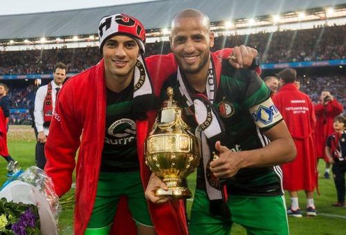 12 لقبا للمحترفين المغاربة في أوربا وسايس وعليوي يصعدان إلى الدوريات الممتازة