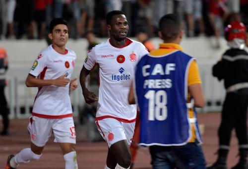 الوداد يهزم الأهلي المصري بهدفين ويُعيد ترتيب أوراقه في دوري أبطال إفريقيا