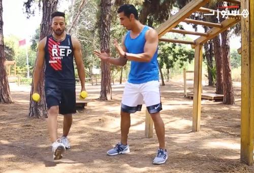 تمارين لتقوية العضلات