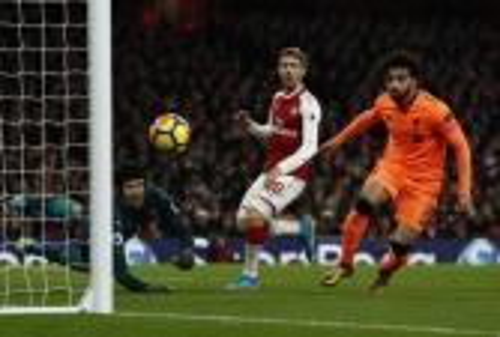 تعادل أرسنال وليفربول 3/3 في مباراة ماراثونية بالدوري الإنجليزي الممتاز