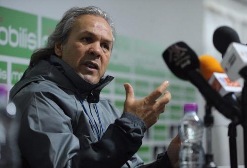 """ماجر: لست """"ديكتاتورا"""" والمنتخب الجزائري في أياد آمنة نحو """"النجاح"""""""