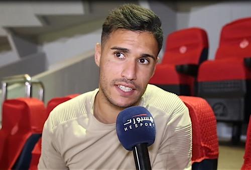 المحمدي لهسبورت: مباراة مالي تكتسي أهمية كبرى... ولا أرغب في الاستمرار مع نومانثيا