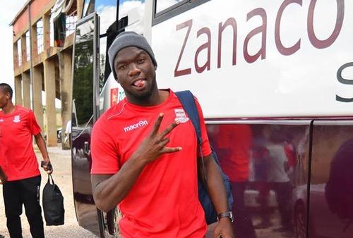 زاناكو الزامبي يتكتّم عن برنامجِه قبل مُواجهة الرجاء في ذهاب كأس الـ CAF