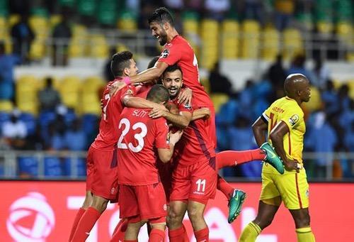 تونس تقترب من التأهل للمونديال الروسي بعد الفوز على غينيا برباعية