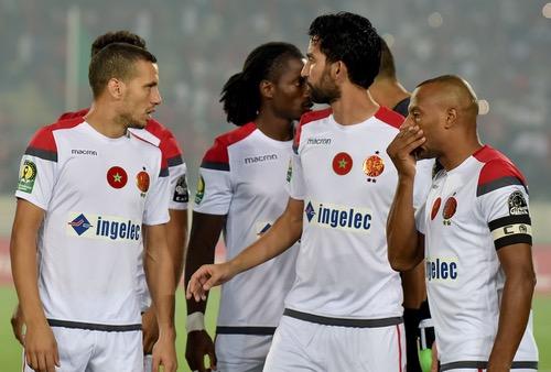الوداد يتجاوز الأهلي الليبي في دور الـ32 من البطولة العربية بركلات الترجيح