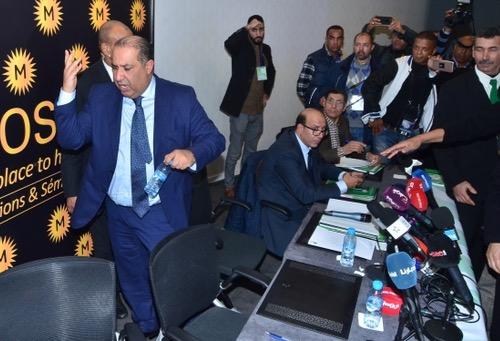 الجامعة لبرلمان الرجاء: جهزوا رئيسا جديدا لكم.. والجمع العام سيعقد بمن حضر في 12 يناير!