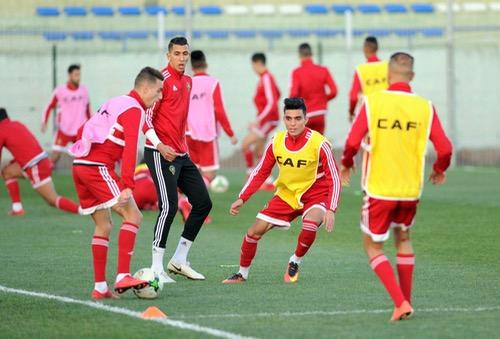 عبيس: المنتخب المغربي الأقوى على الورق وناميبيا خصم عنيد وجب الحذر منه
