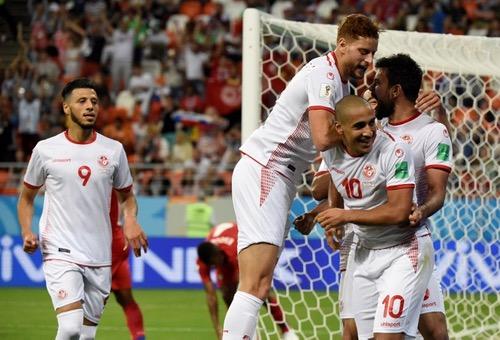 """""""نسور قرطاج"""" تحلق عاليا في تصفيات كأس أفريقيا بفوز ثمين على سوازيلاند"""