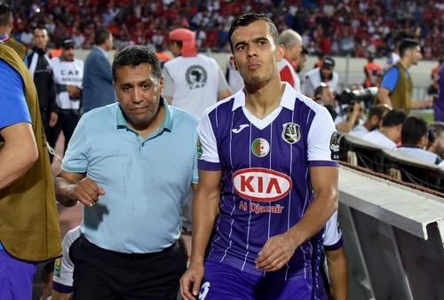 الطاوسي: قدمنا مباراة قوية أمام الأهلي.. وهناك شوط ثان في الجزائر