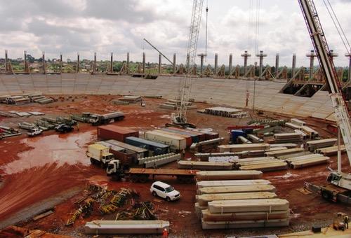 الكاميرون تبكي قبل الكان.. واستنفار بسبب الفيضانات وتلف البنيات التحتية!